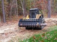 Forestry Mulching Equipment Massie Contracting VA