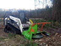 Forestry Mulching Equipment Massie Contracting VA