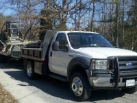 Massie Contracting Land Clearing Equipment Richmond VA